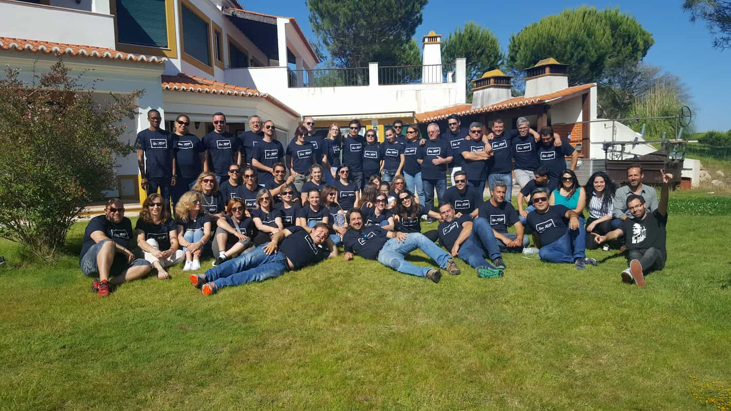 Grupo de Team Building